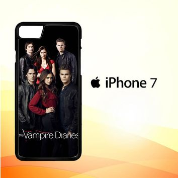 Vampire Diaries D0229 iPhone 7 Case