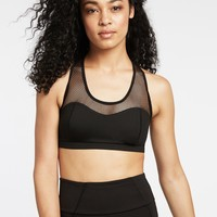 Michi - Antigravity Bra | Mesh Sports Bra