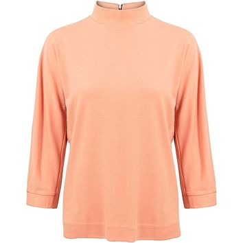 Akira High Neck Top | Oliver Bonas