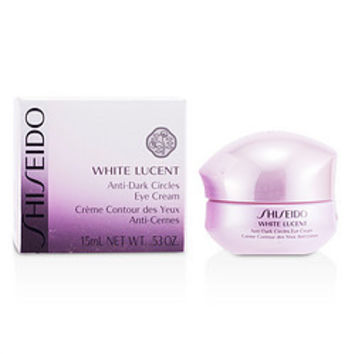 Shiseido SHISEIDO White Lucent Anti-Dark Circles Eye Cream --15ml/0.53oz WOMEN