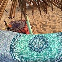 "Beautiful Ombre Heart Mandala Tapestry, Indian Hippie Wall Hanging , Bohemian Bedspread, Mandala Cotton Dorm Decor Beach blanket By ""The Boho Street"""