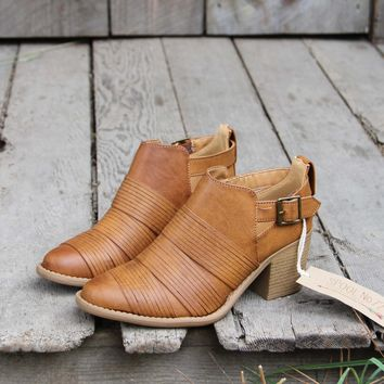 Sweet Strappy Bootie