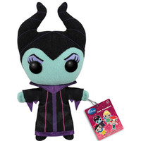 Funko Plushies - Disney - MALEFICENT (7 inch): BBToyStore.com - Toys, Plush, Trading Cards, Action Figures & Games online retail store shop sale