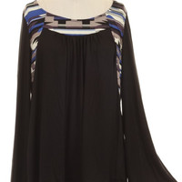 Paige Tunic Top-PLUS SIZE