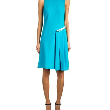 Cynthia Rowley - Gathered Side Dress | Dresses by Cynthia Rowley