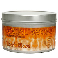 Tigers Blood Social Smoke Shisha