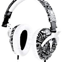 Skullcandy Snoop Dogg Signature Skullcrusher Headphone (Black) (Discontinued by Manufacturer)