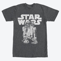 Star Wars Classic Rendition R2D2 T-Shirt
