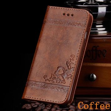Embossed Cellphone Case holster Protective Cover For Iphone 6/7