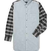 ZANEROBE Black Flanno Eight Foot L/S Shirt | HYPEBEAST Store.