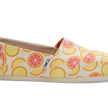ORANGE CITRUS WOMEN'S CLASSICS