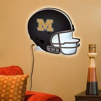 Missouri Tigers LED Helmet Hanging