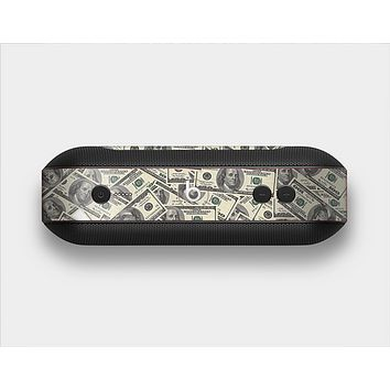 The Hundred Dollar Bill Skin Set for the Beats Pill Plus