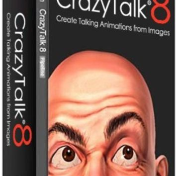CrazyTalk 8 Crack Pro Full Version