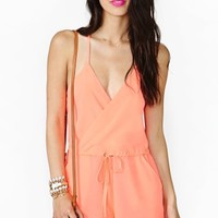 Glowing Dream Romper