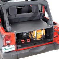 Tuffy Security Products Tailgate Security Enclosure | Jeep Parts and Accessories | Quadratec