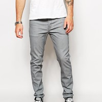ASOS | ASOS Skinny Jean With Metallic Coating at ASOS
