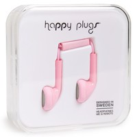 Happy Plugs Ear Buds