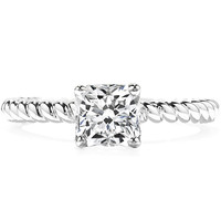 Hearts On Fire Virtuous Dream Solitaire Engagement Ring