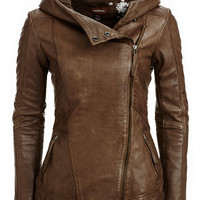 Danier : women : jackets & blazers : |leather women jackets & blazers 104030573|
