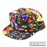 Fresh Prince Black Snapback Hat | F as in Frank Vintage Clothing
