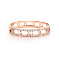 Tiffany & Co. - Atlas®:Hinged Bangle