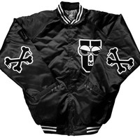 "Ugly ""U"" Baseball Jacket"