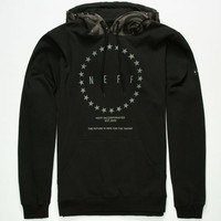 Neff Black Rose Mens Hoodie Black  In Sizes