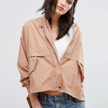 Vero Moda Lightweight Jacket at asos.com