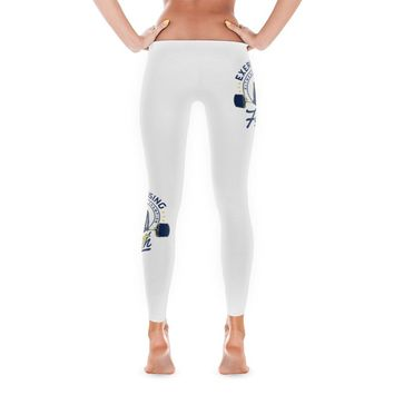 Exercisng Faith Leggings