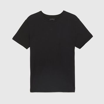 BASIC SUPER-SLIM T-SHIRTDETAILS