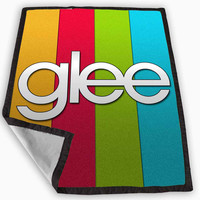 GLEE Blanket for Kids Blanket, Fleece Blanket Cute and Awesome Blanket for your bedding, Blanket fleece *