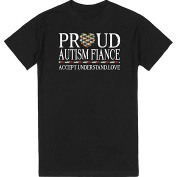 Proud Autism Fiance Autism Awareness
