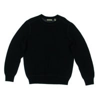 G.H. Bass & Co. Mens Knit Ribbed Trim Pullover Sweater