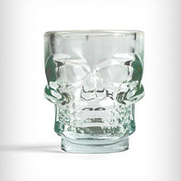 Skull Shot Glasses Set of 4 | PLASTICLAND