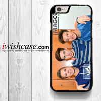 Cute Nash Grier Cameron Dallas Matt Espinosa for iPhone 4 4S 5 5S 5C 6 6 Plus , iPod Touch 4 5  , Samsung Galaxy S3 S4 S5 S6 S6 Edge Note 3 Note 4 , and HTC One X M7 M8 Case