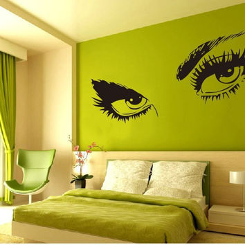 Living Room Bedroom Black Wall Sticker Stickers [4923120324]