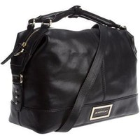 GIVENCHY 5606525 BUGGATTI 001 BLACK CALF BAG - Polyvore
