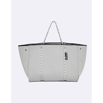 Miz Casa and Co Sammy Tote Bag Grey