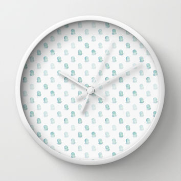 Under the Sea Wall Clock by MidnightCoffee