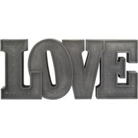 Decorative Light Up Love Wall Art - Walmart.com