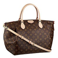 Louis Vuitton Turenne Handbag Shoulder Bag Purse