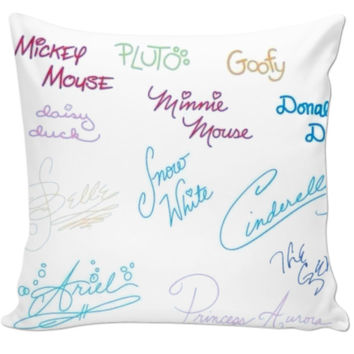 Disney Couch Pillow