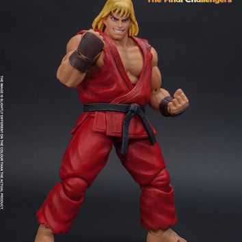 Ken - 1/12th Scale Figure - Ultra Street Fighter II: The Final Challengers (Pre-order)
