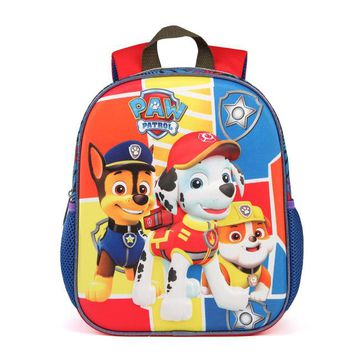 Boys Backpack Bag Cute Puppy Little Kid  Cartton Printing School Bag s For Boys/girls of Kindergarten Bag AT_61_4