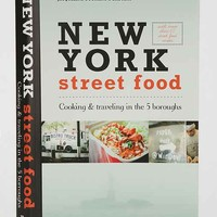 New York Street Food By Jacqueline Goossens, Tom Vandenberghe & Luk Thys - Assorted One