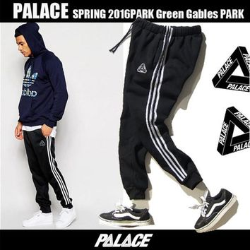 Hot Palace Skateboards Sport Pants Hip Hop Union JOGGER High Quality Fashion Triangle Palacio Autumn Sweatpants Sizes M-2XL