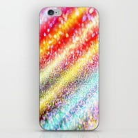 glitter stripes iPhone & iPod Skin by Haroulita | Society6