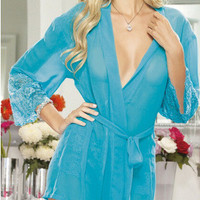 Hot Deal On Sale Cute Sexy Sleepwear Gowns Exotic Lingerie [6595874243]