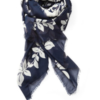 Printed Cotton and Silk Scarf by Marc Jacobs - Moda Operandi